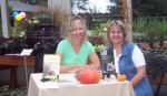 Barb with Me at Booksigning